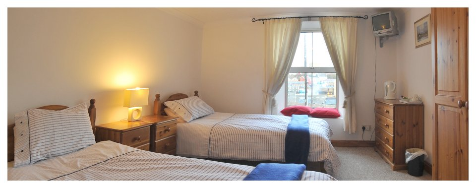 Single, Double and Family Rooms Available